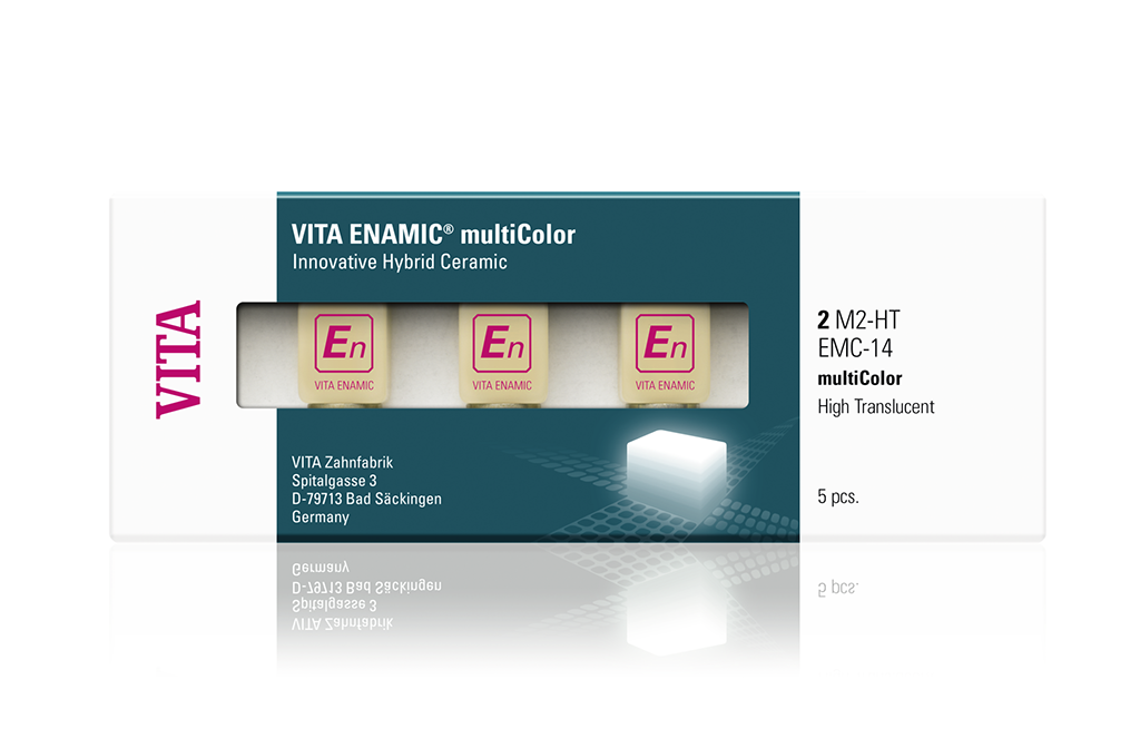 VITA ENAMIC® multiColor